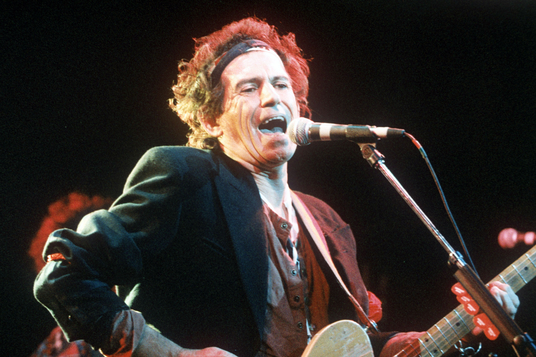 Keith Richards' Great Solo Debut, 'Talk Is Cheap,' Turns 30