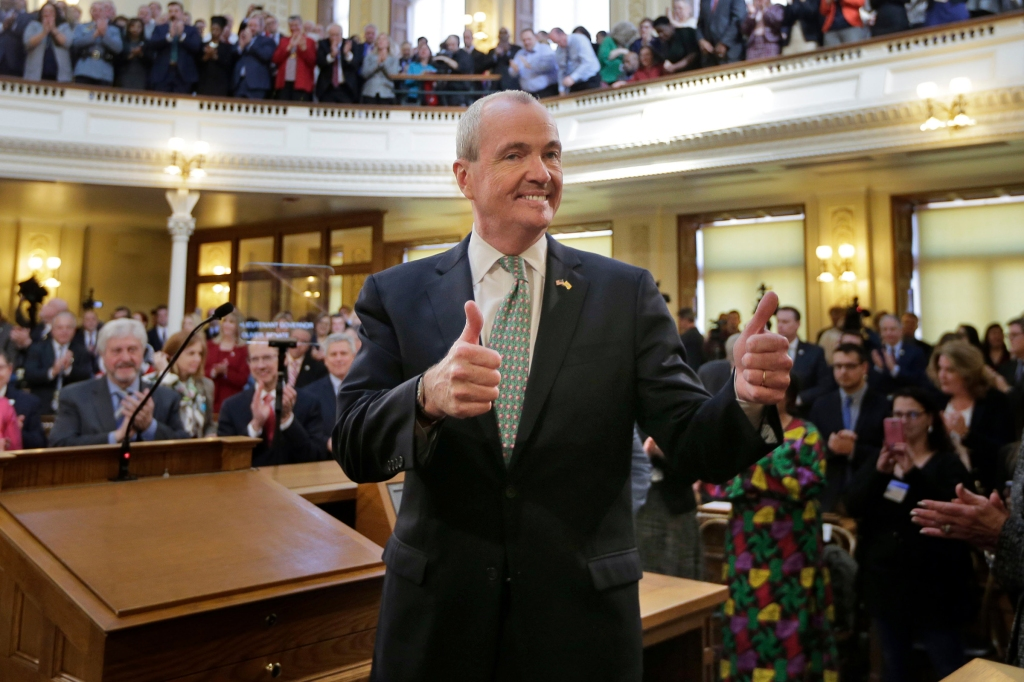 New Jersey Lawmakers Finalize Recreational Marijuana Deal