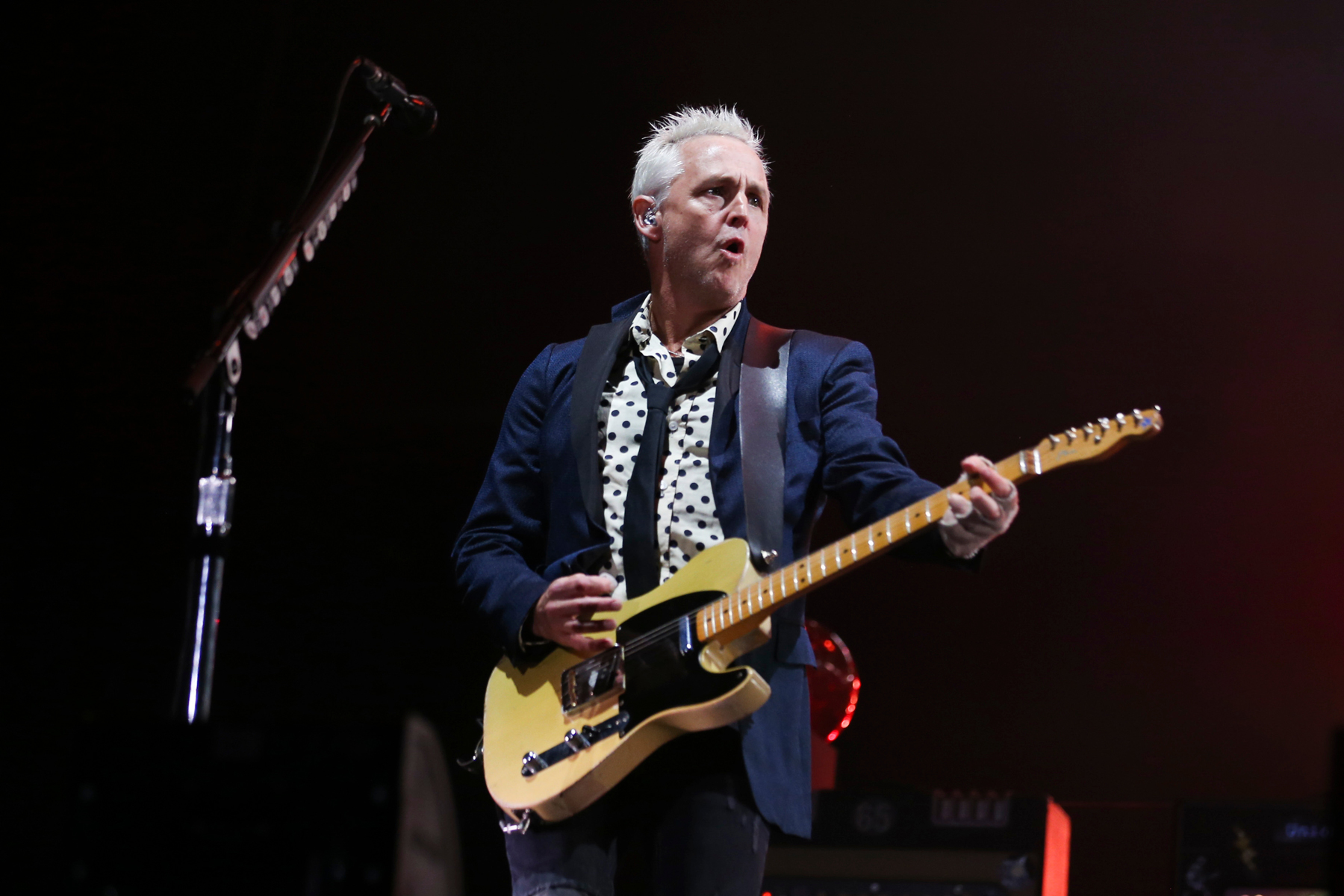 Mike McCreadyNOS Alive Festival in Oeiras, Portugal - 14 Jul 2018Mike McCready, lead guitarist of US rock band Pearl Jam, performs at the NOS Alive Festival in Oeiras, on the outskirts of Lisbon, Portugal, 14 July 2018. The festival runs from 12 to 14 July.