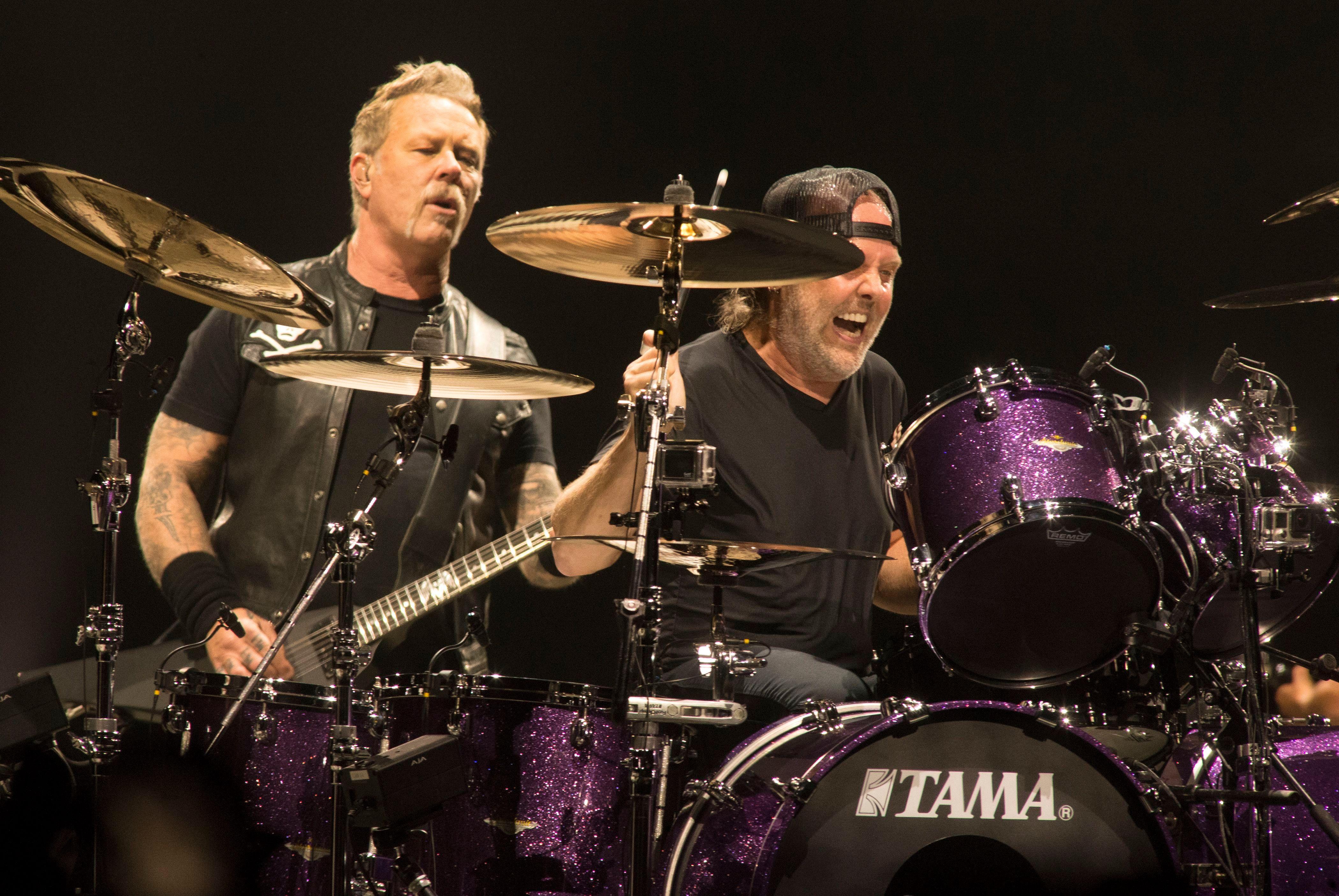 Metallica Plot Concert With San Francisco Symphony