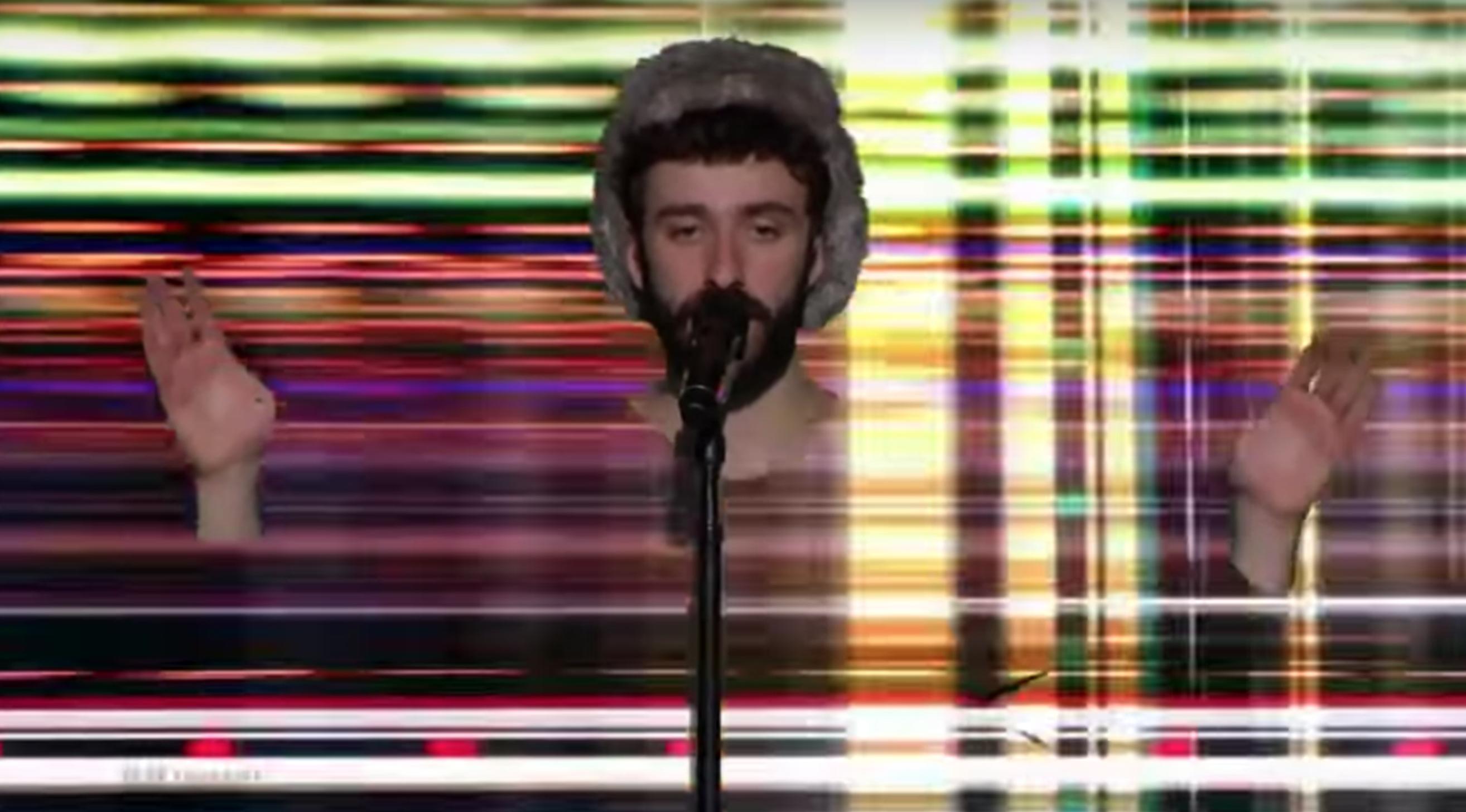 Watch AJR Perform Exuberant '100 Bad Days' on 'Kimmel' – Rolling Stone