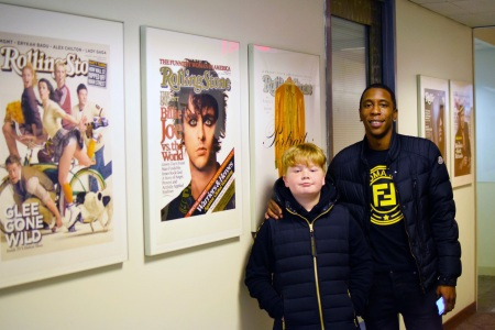 Meet the 12-Year-Old With the Six-Figure Record Deal