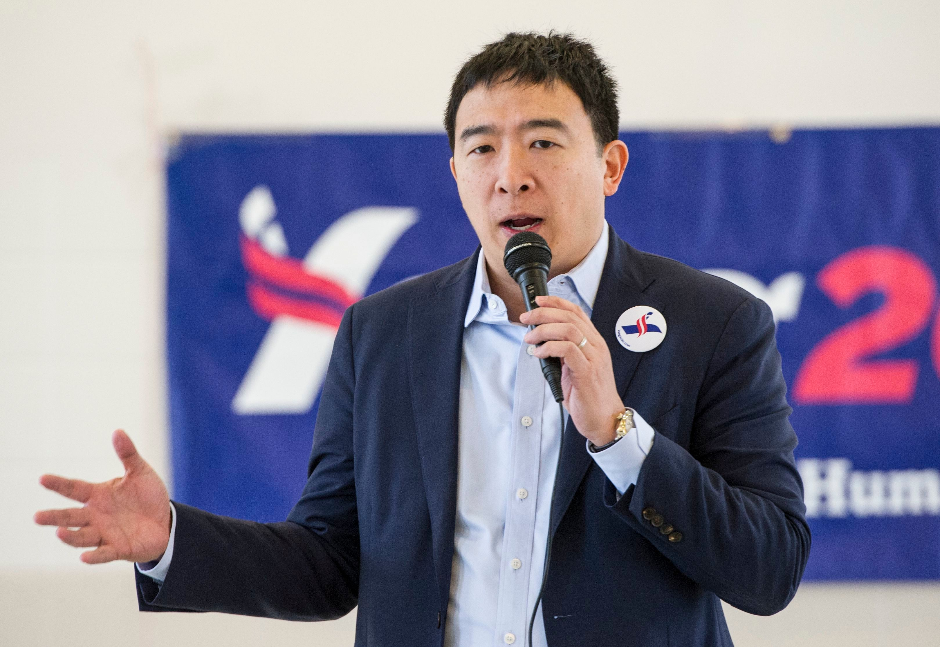 2020 Candidate Andrew Yang Takes a Stand Against … Circumcision
