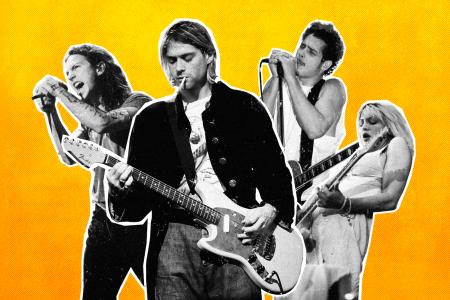 Nirvana, Pearl Jam, Soundgarden: 50 Best Grunge Albums - Rolling Stone