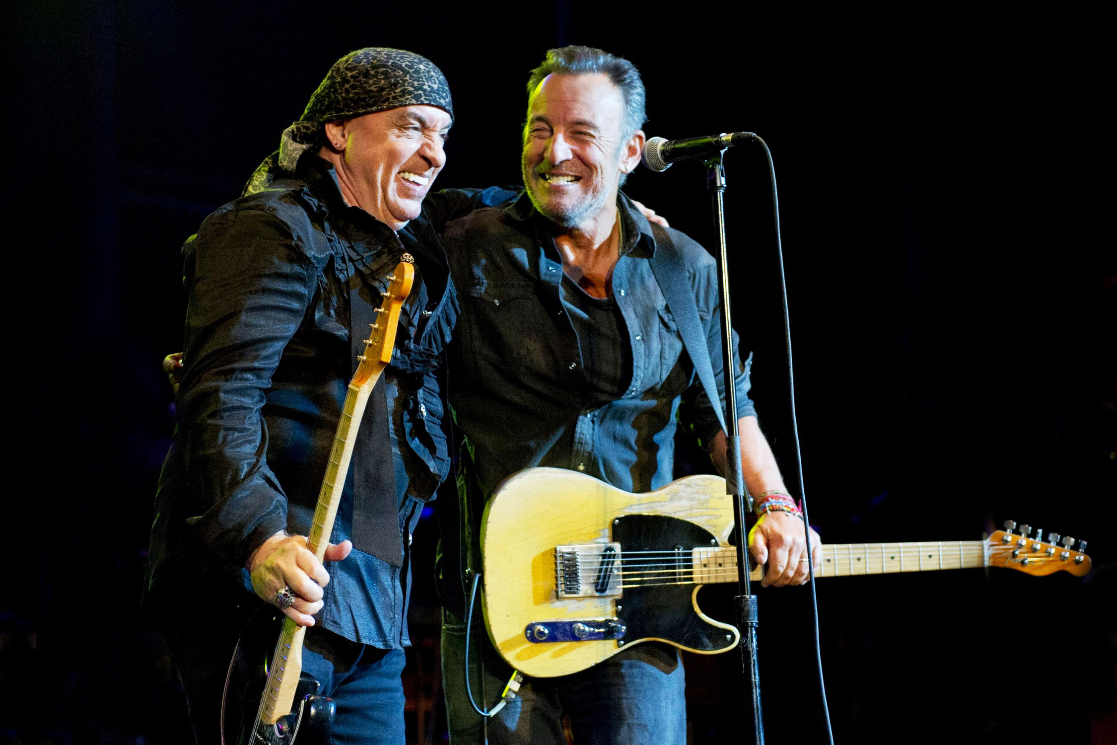 Bruce Springsteen, Steve Van Zandt Set for New Asbury Park Scene Documentary