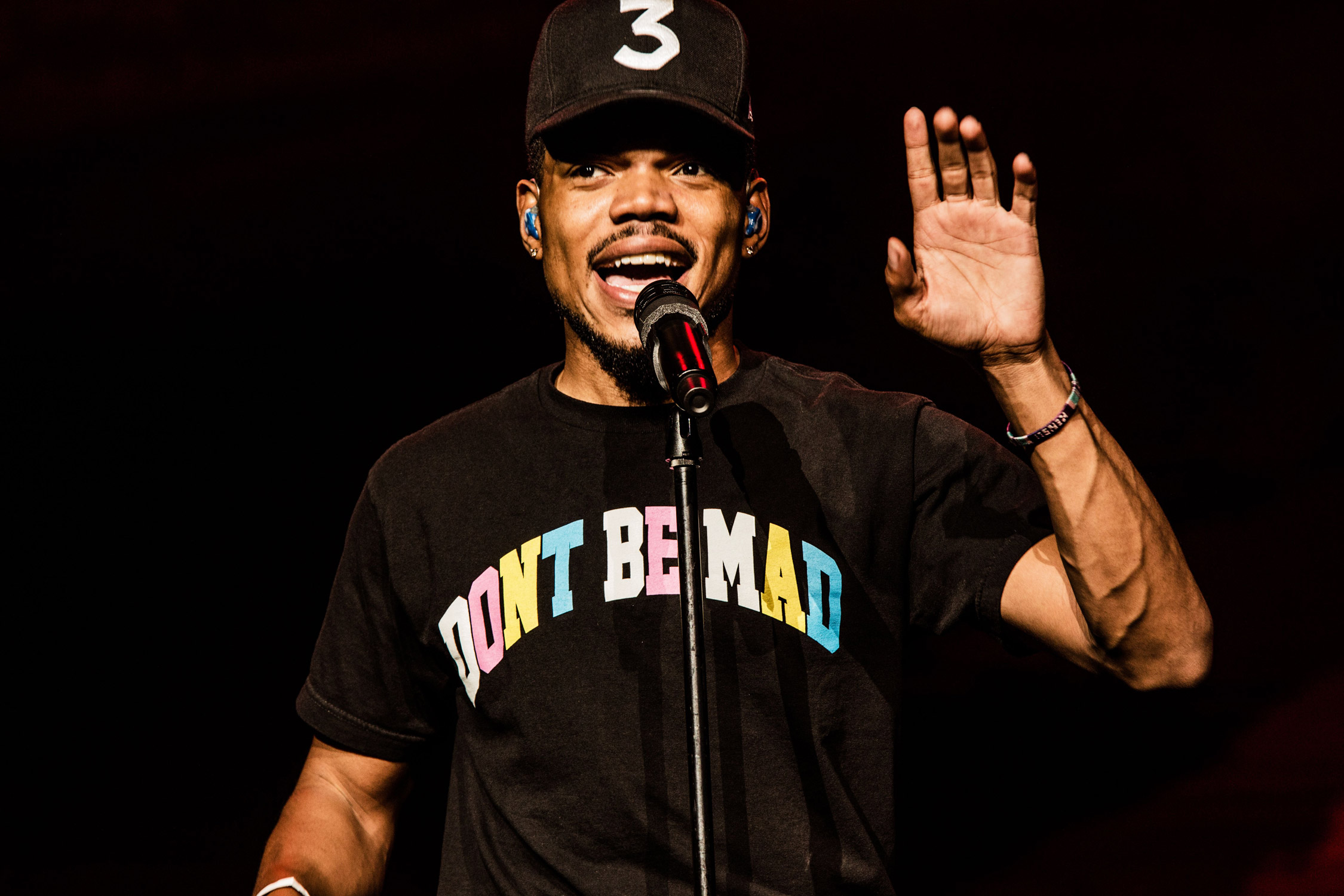 Chance the Rapper Doesn't Know the Term 'Dinosauria' Was Invented in 1842 and Describes 'Terrible Lizards'