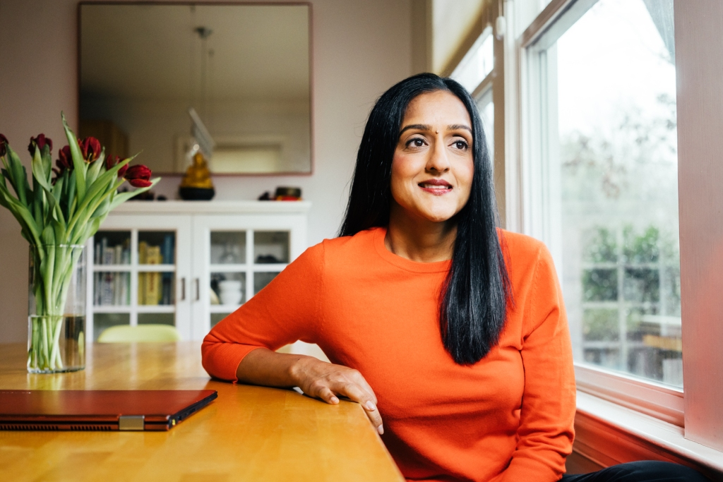 Vanita Gupta is the first woman to helm the Leadership Conference on Civil and Human Rights Read the Story