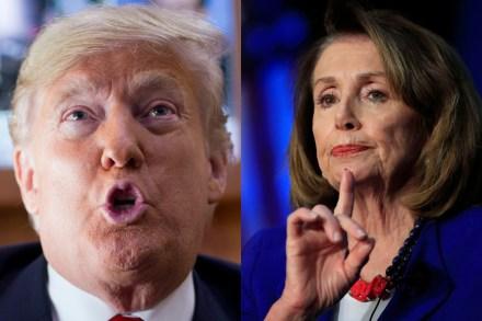 Nancy Pelosi's Comments on Donald Trump's Impeachment Raise