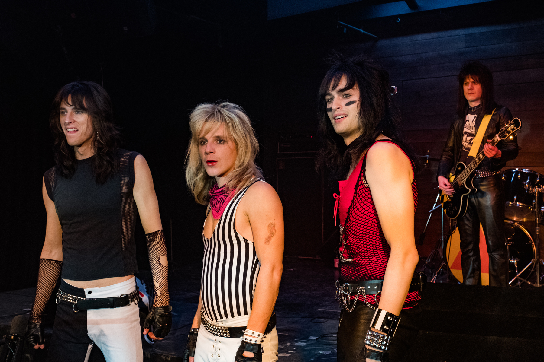 Fact-Checking Mötley Crüe's Netflix Movie 'The Dirt'