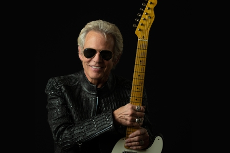 Hear Eagles Guitarist Don Felder's Fiery Song With Sammy Hagar, Bob Weir