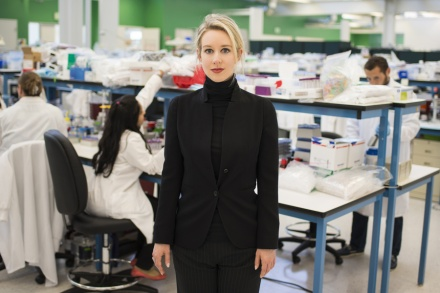 Elizabeth Holmes Documentary: 8 WTF Details From 'The