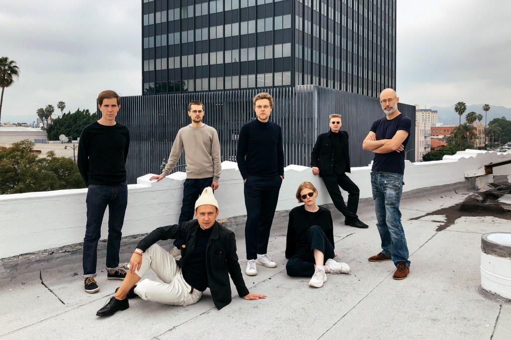 Endel team, 2019