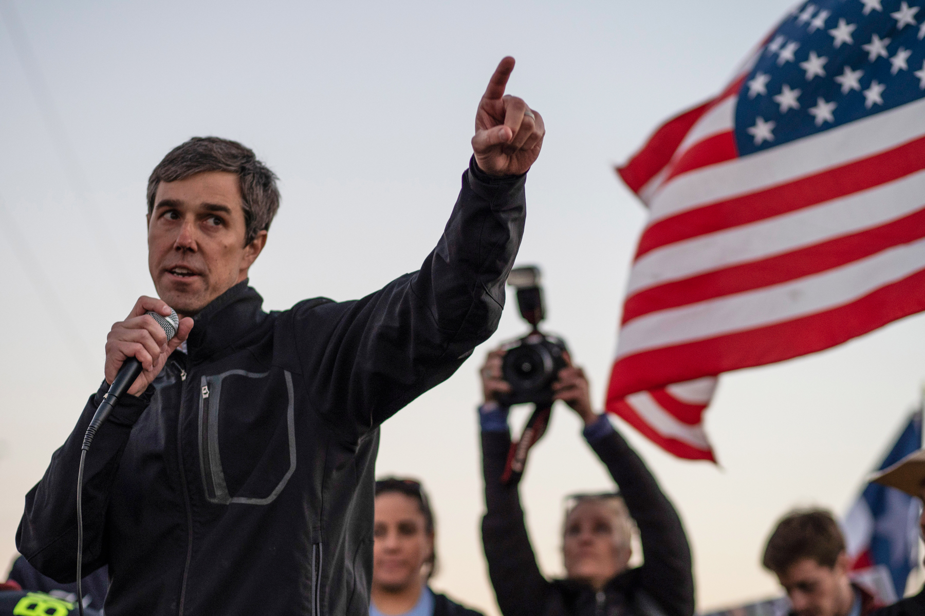 Beto Is Back: Former Texas Senate Candidate Says He'll Join Presidential Field