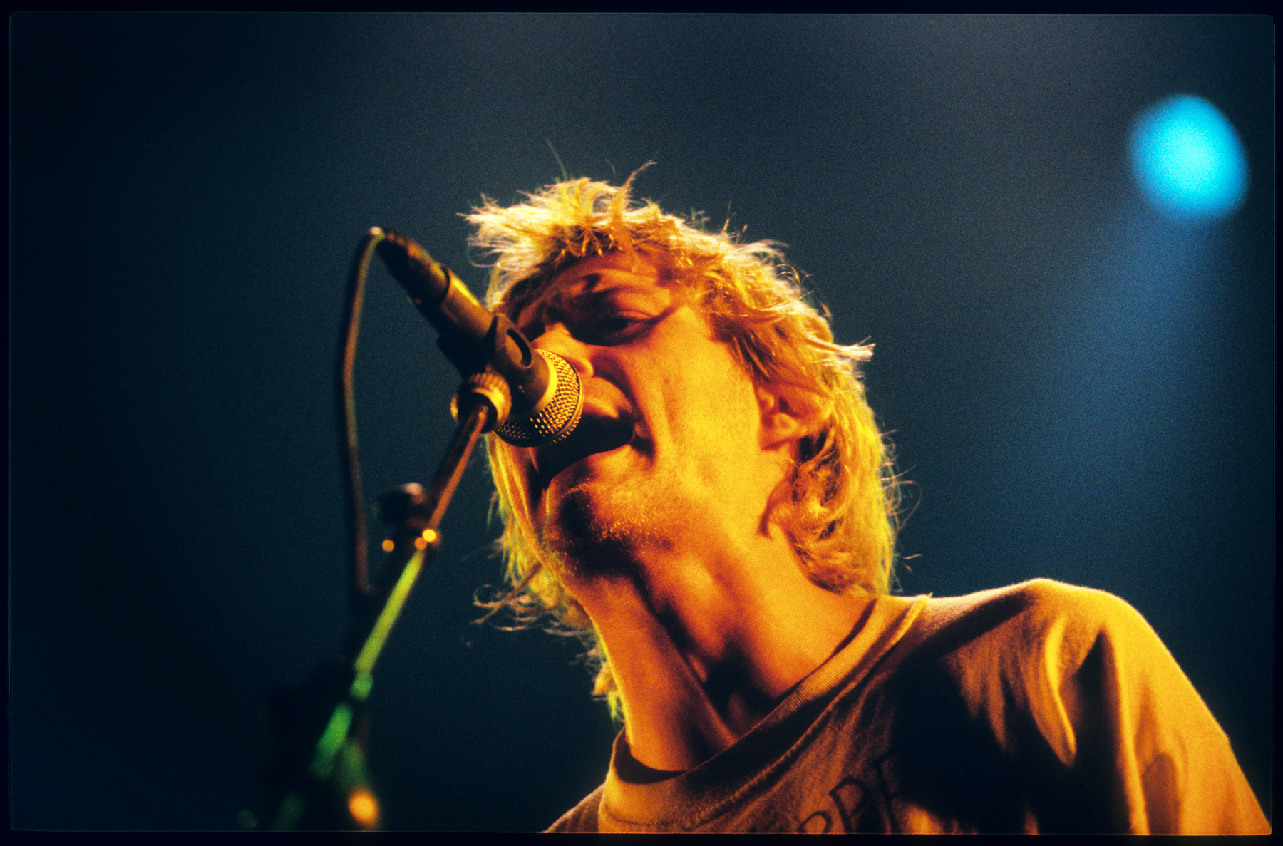 Nirvana, que hostias GettyImages-688540074W