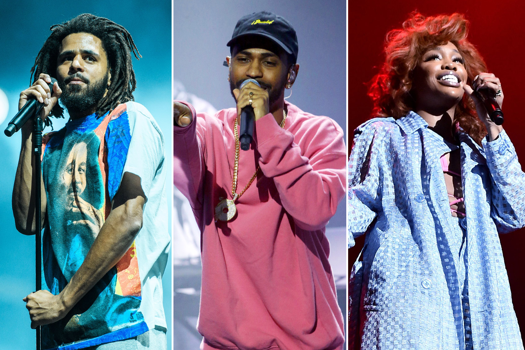 J. Cole Reveals Lineup for Inaugural Dreamville Festival With 21 Savage, SZA, Big Sean