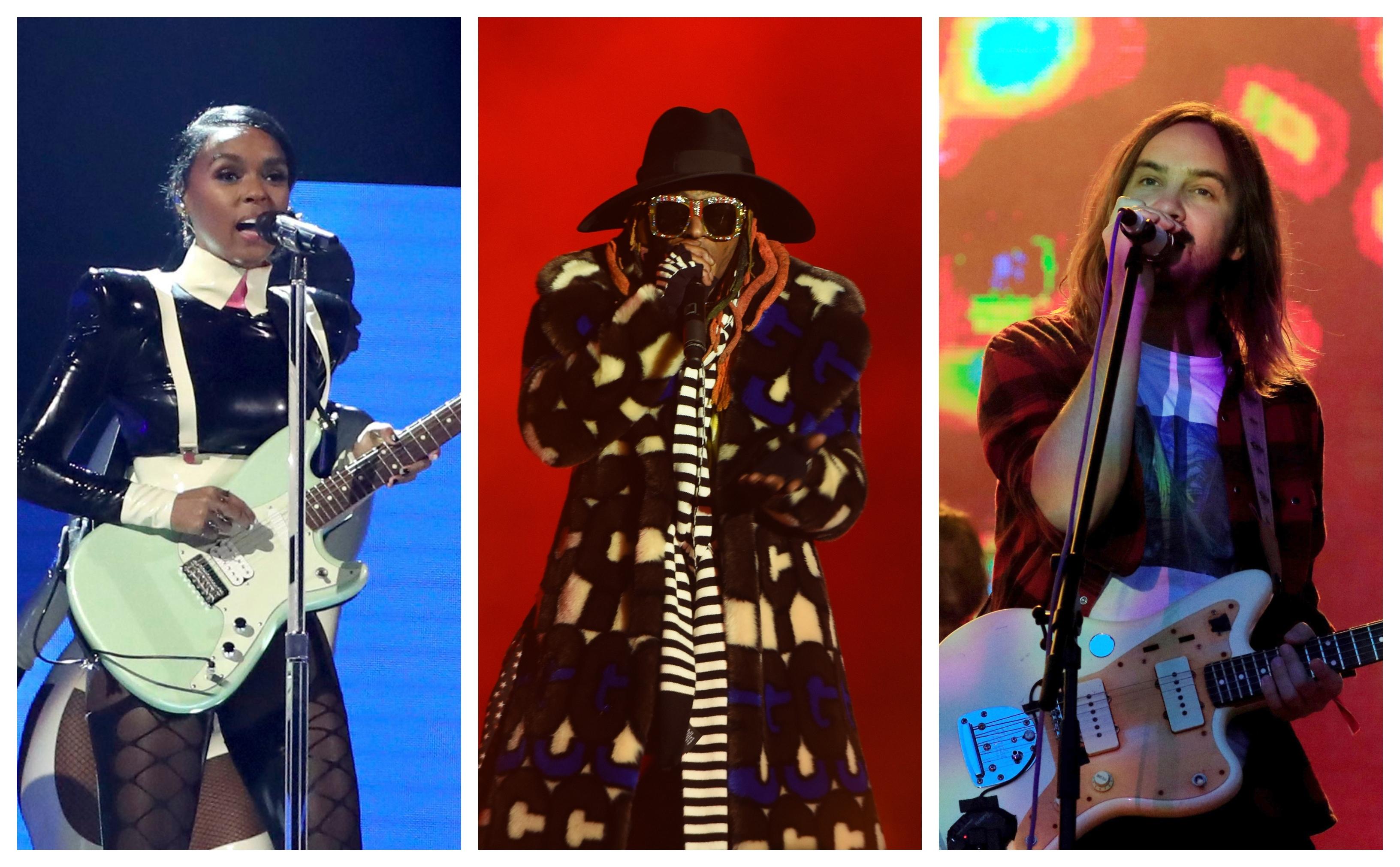 Janelle Monae, Lil Wayne Among Lollapalooza's Initial Lineup