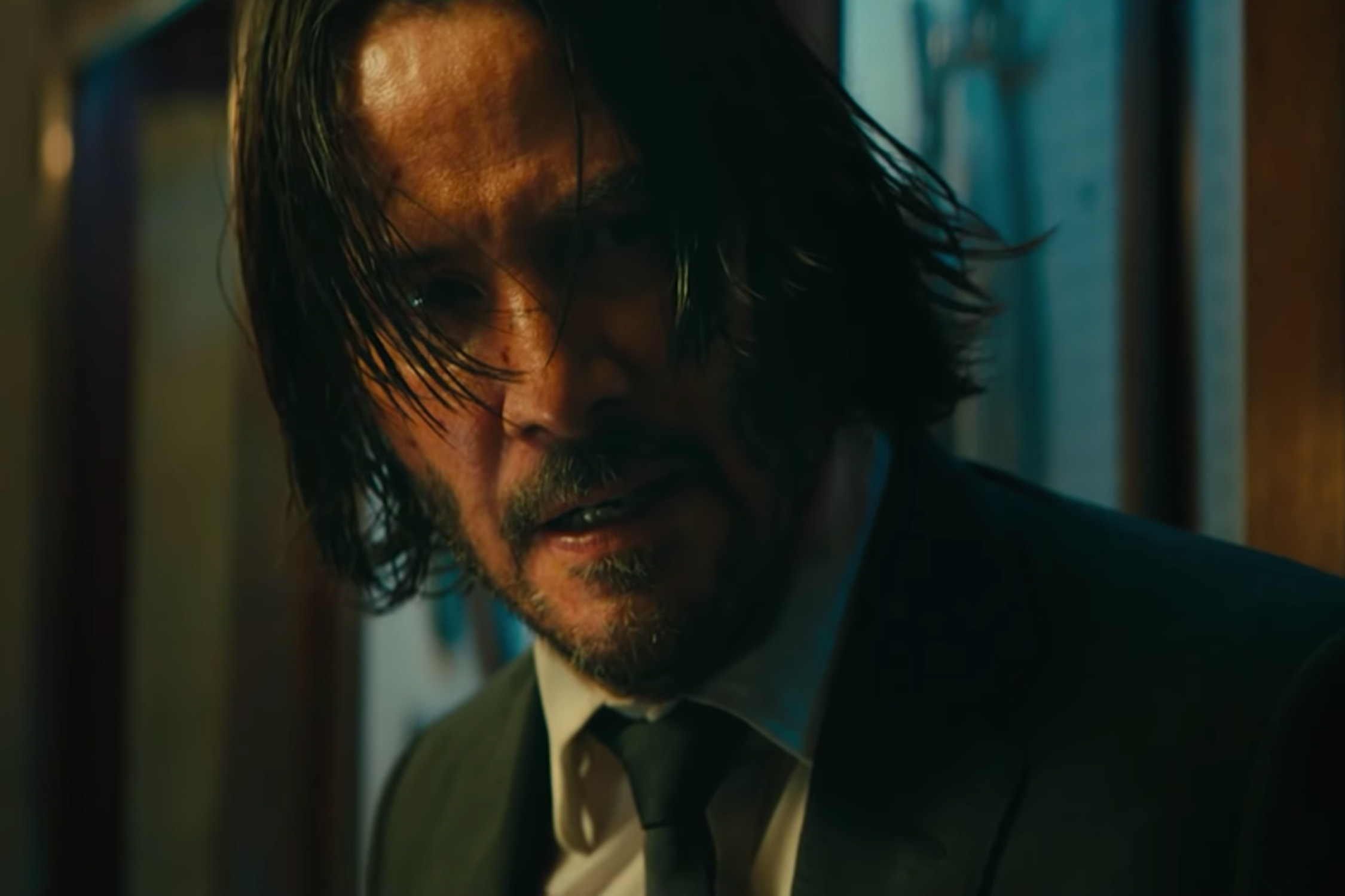 See Keanu Reeves in 'John Wick: Chapter 3 — Parabellum' Trailer