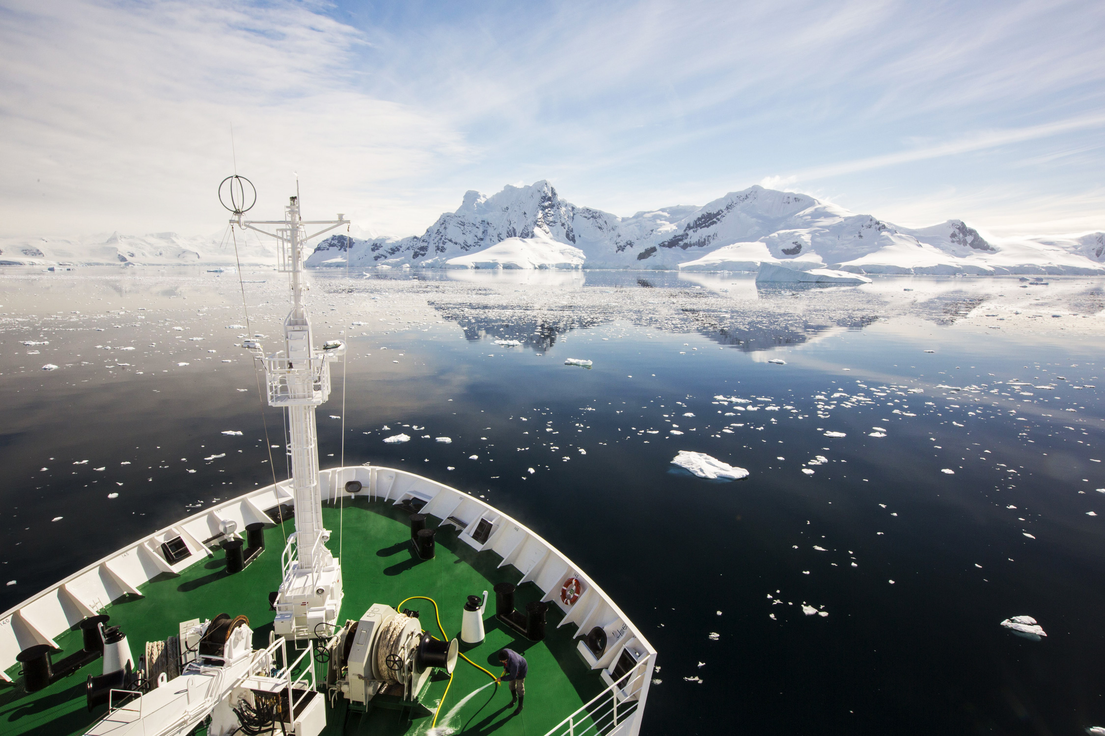 Journey to Antarctica: Is This What a Climate Catastrophe Looks Like in Real Time?