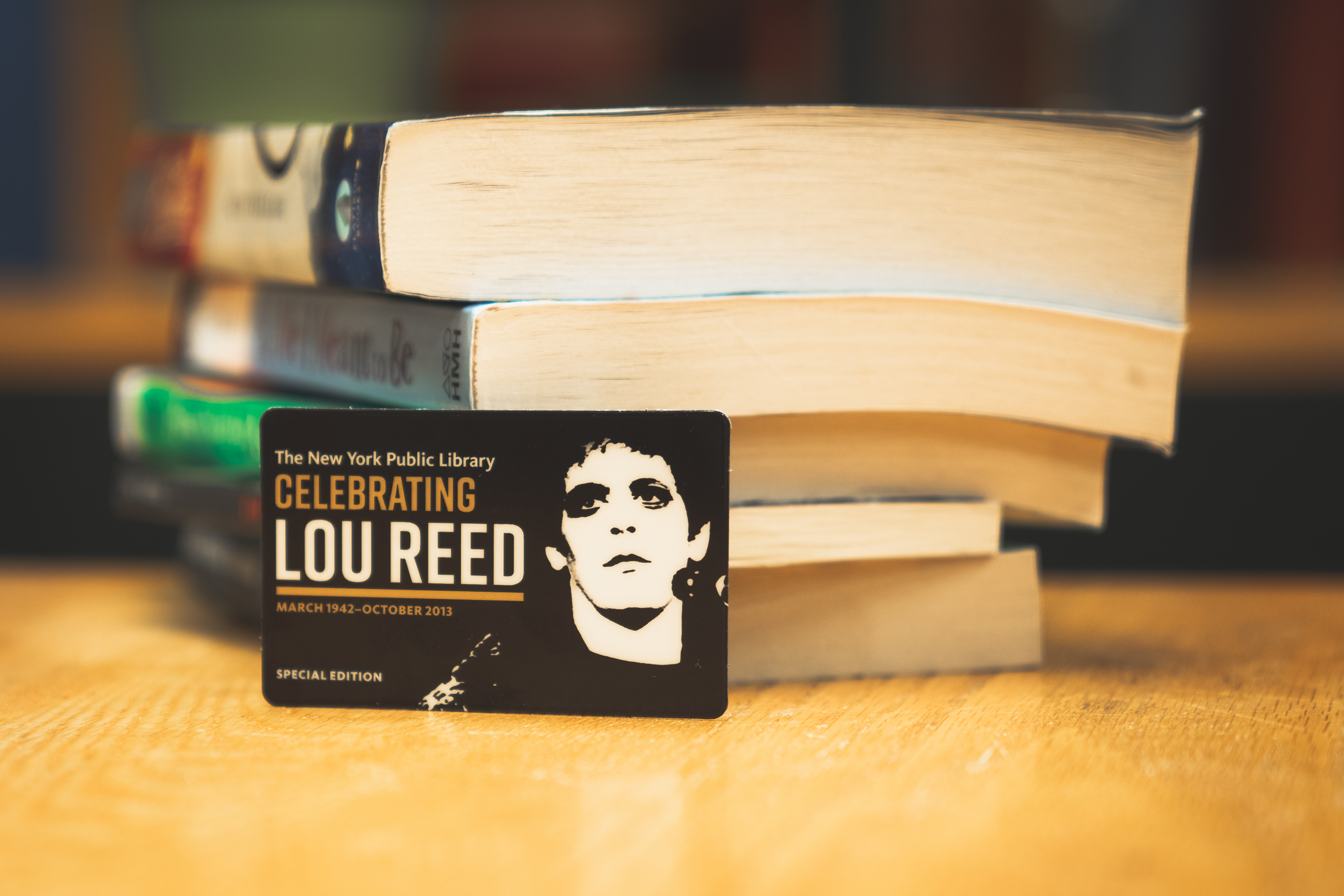 Lou Reed Archive Opens at New York Public Library – Rolling Stone