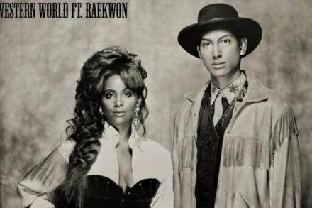 Hear Lion Babe's Pet Shop Boys-Inspired 'Western World' Featuring Raekwon