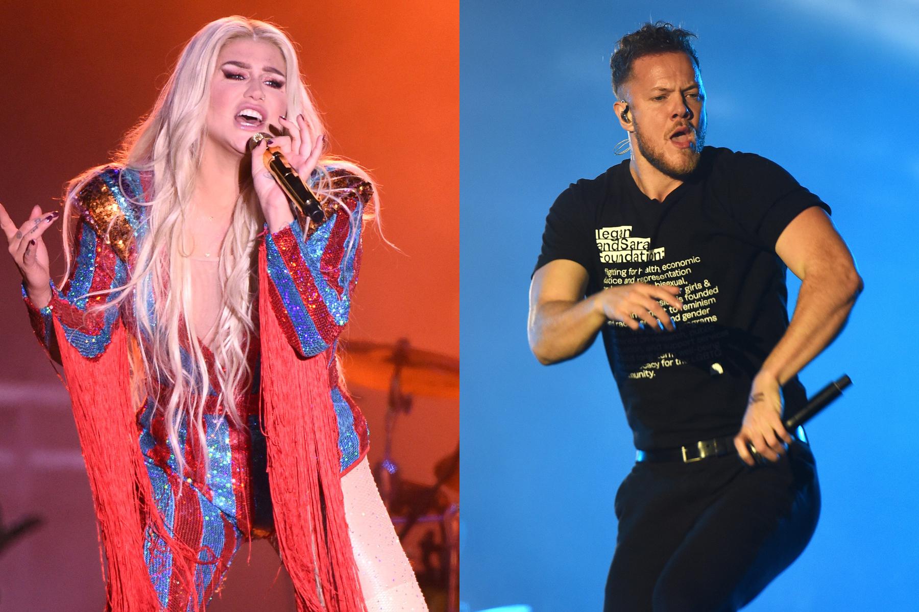 Imagine Dragons' Dan Reynolds Taps Kesha to Headline LoveLoud Festival