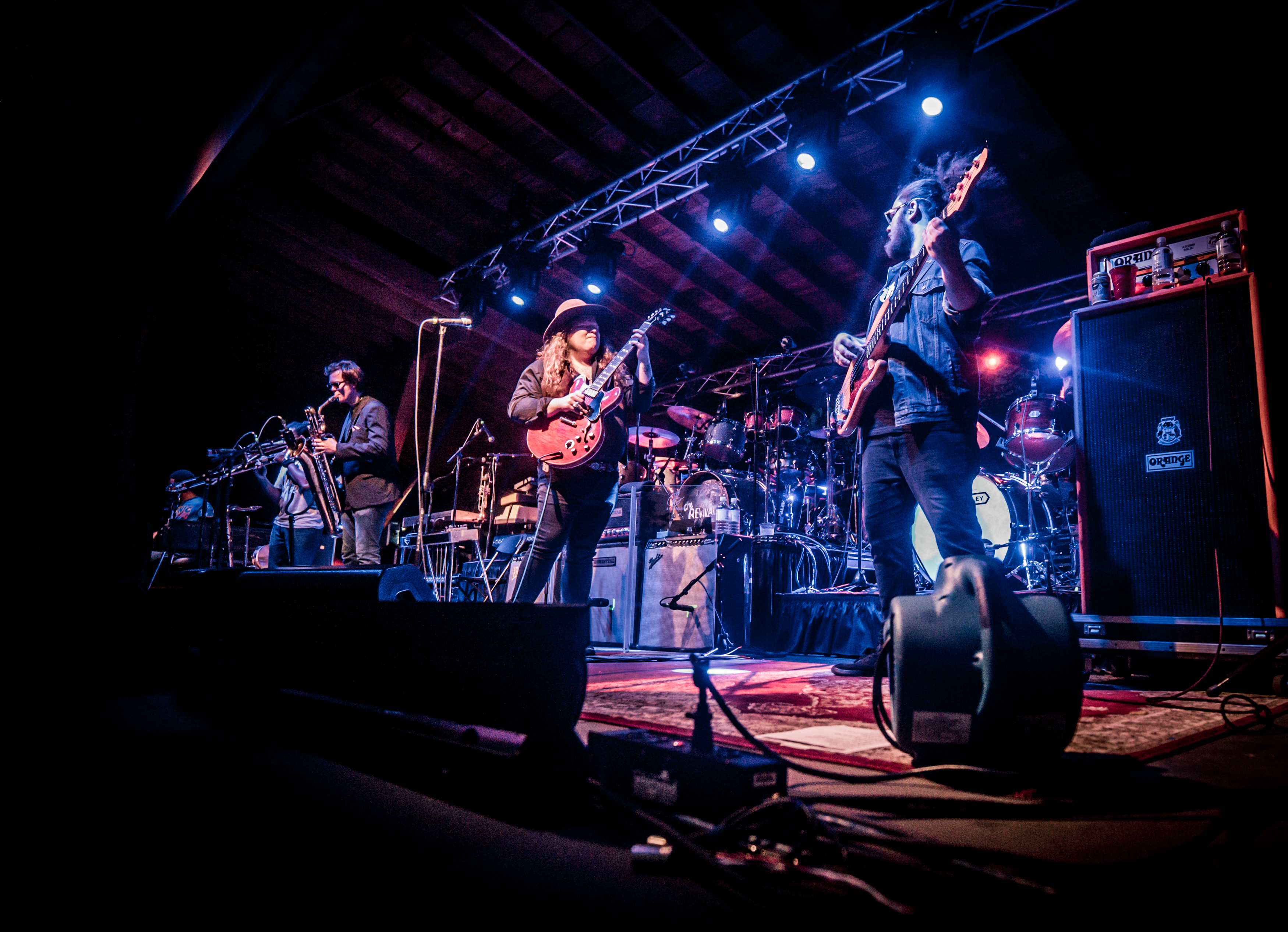 Why Asheville, North Carolina Is the New Must-Visit Music