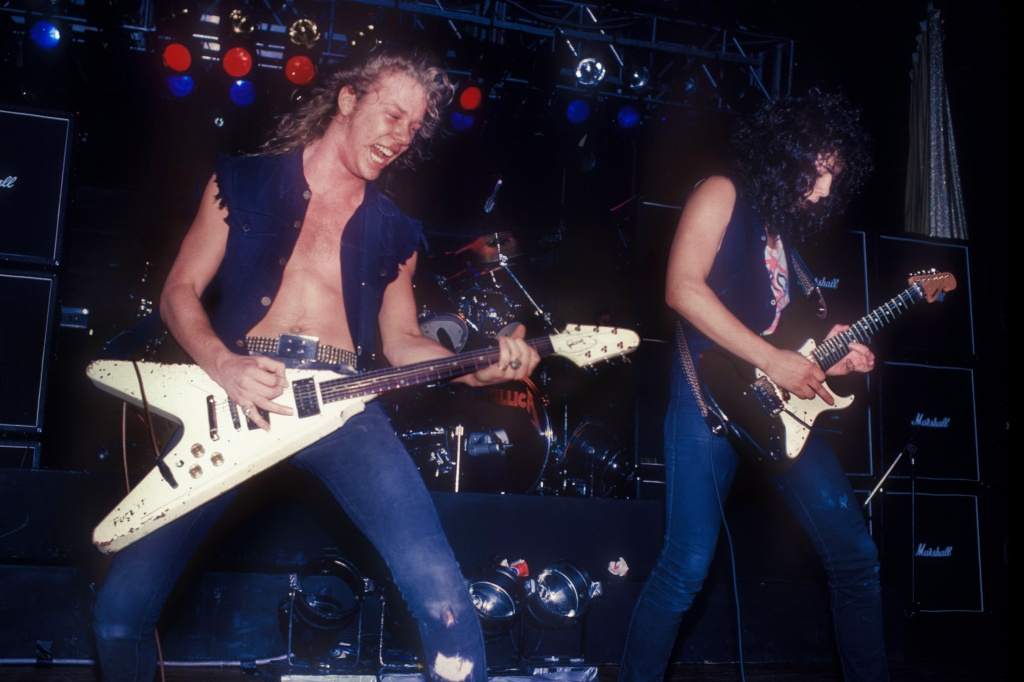 See Metallica, Exodus Reminisce on San Francisco's Eighties Metal Scene