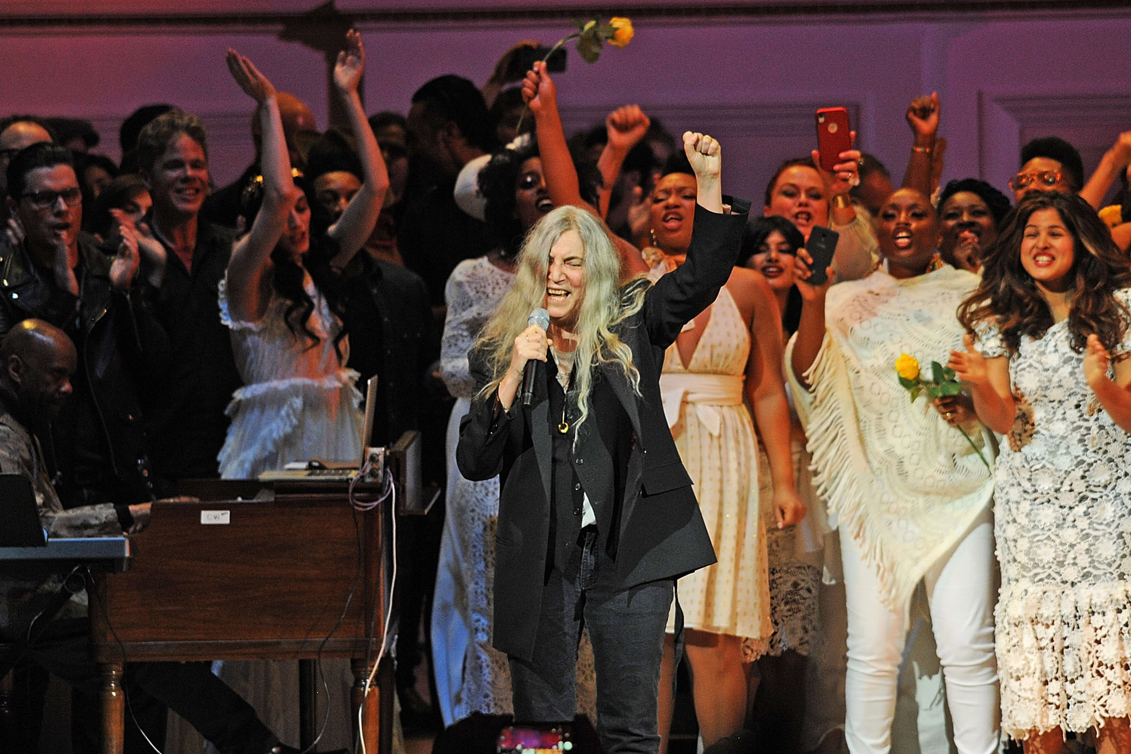 Van Morrison's Vast Catalog Shines at All-Star Carnegie Hall Tribute