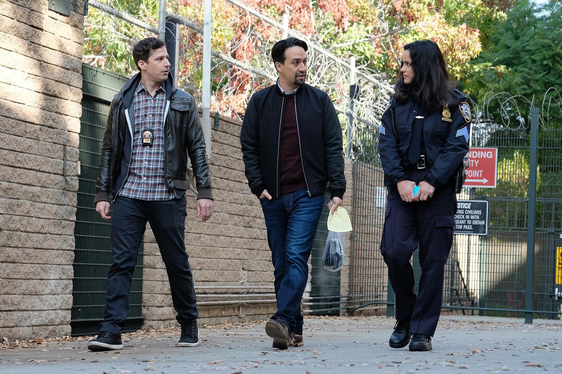'Brooklyn Nine-Nine' Recap: Miranda Rights