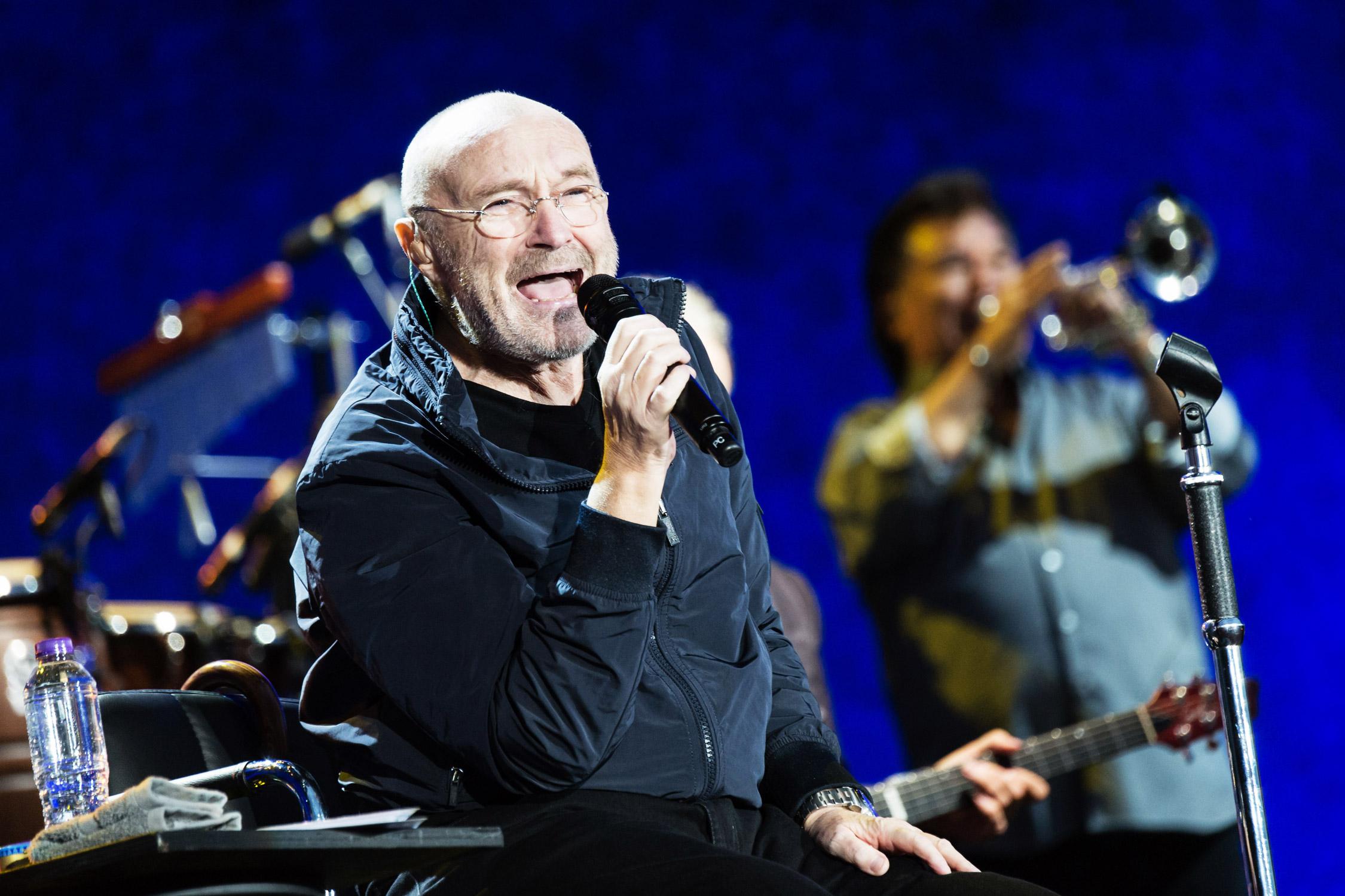 Phil Collins Expands Comeback Tour Dubbed 'Still Not Dead Yet, Live!'