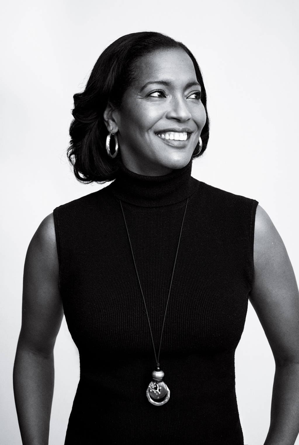 """""""I never expected to win,"""" saysJahana Hayes, the first African-American woman to represent Connecticut inCongress. """"I thought it would be a damn good try, and people would get encouraged, and then the next time someone else would do it."""" Read the Story"""