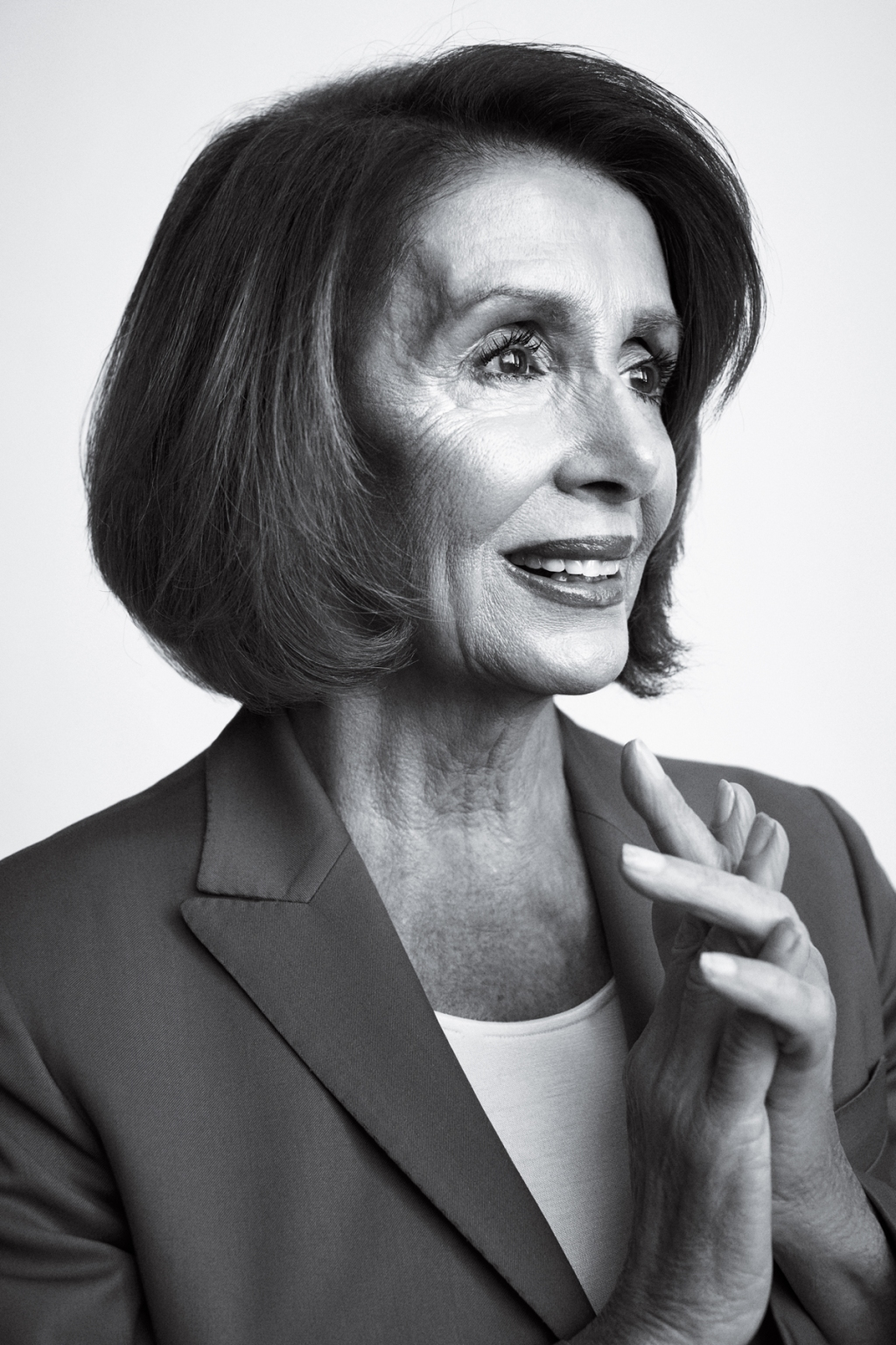 Speaker of the House Nancy Pelosi spoke to us about outsmarting Republicans, skepticism of the Green New Deal and not having any regrets. Read the story