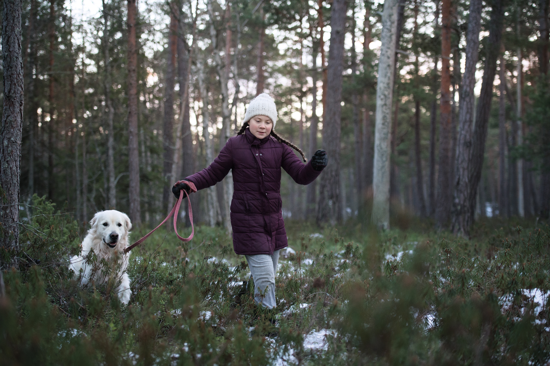 Teen Climate Activist Greta Thunberg Has Been Nominated for the Nobel Peace Prize