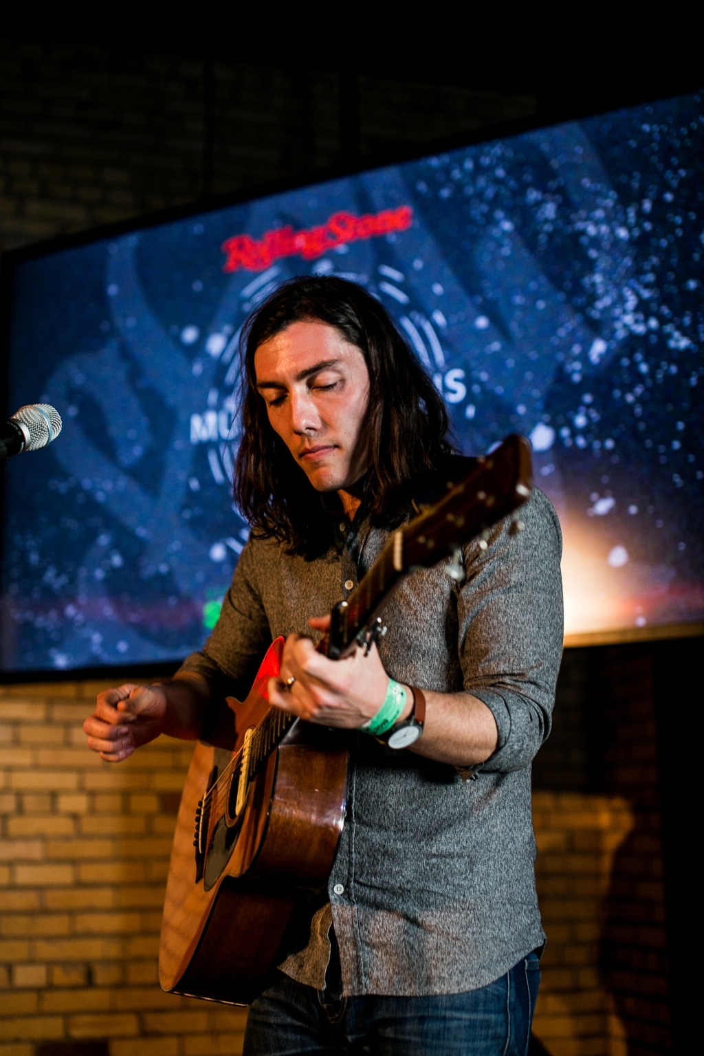 Performance by Seattle-based songwriter, Valley Maker