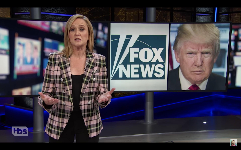 Samantha Bee Breaks Down Fox News Stranglehold On Trump White House