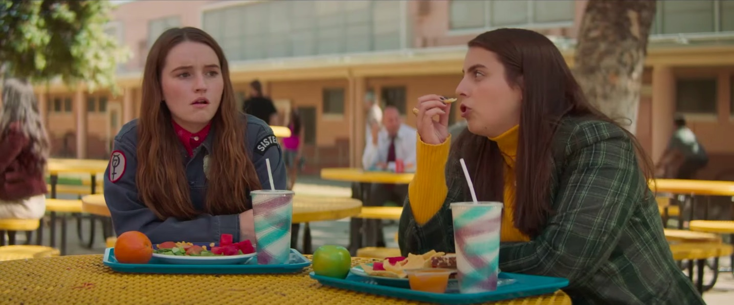 Watch Olivia Wilde Spin Classic Last-Day-of-School Tropes in 'Booksmart' Trailer