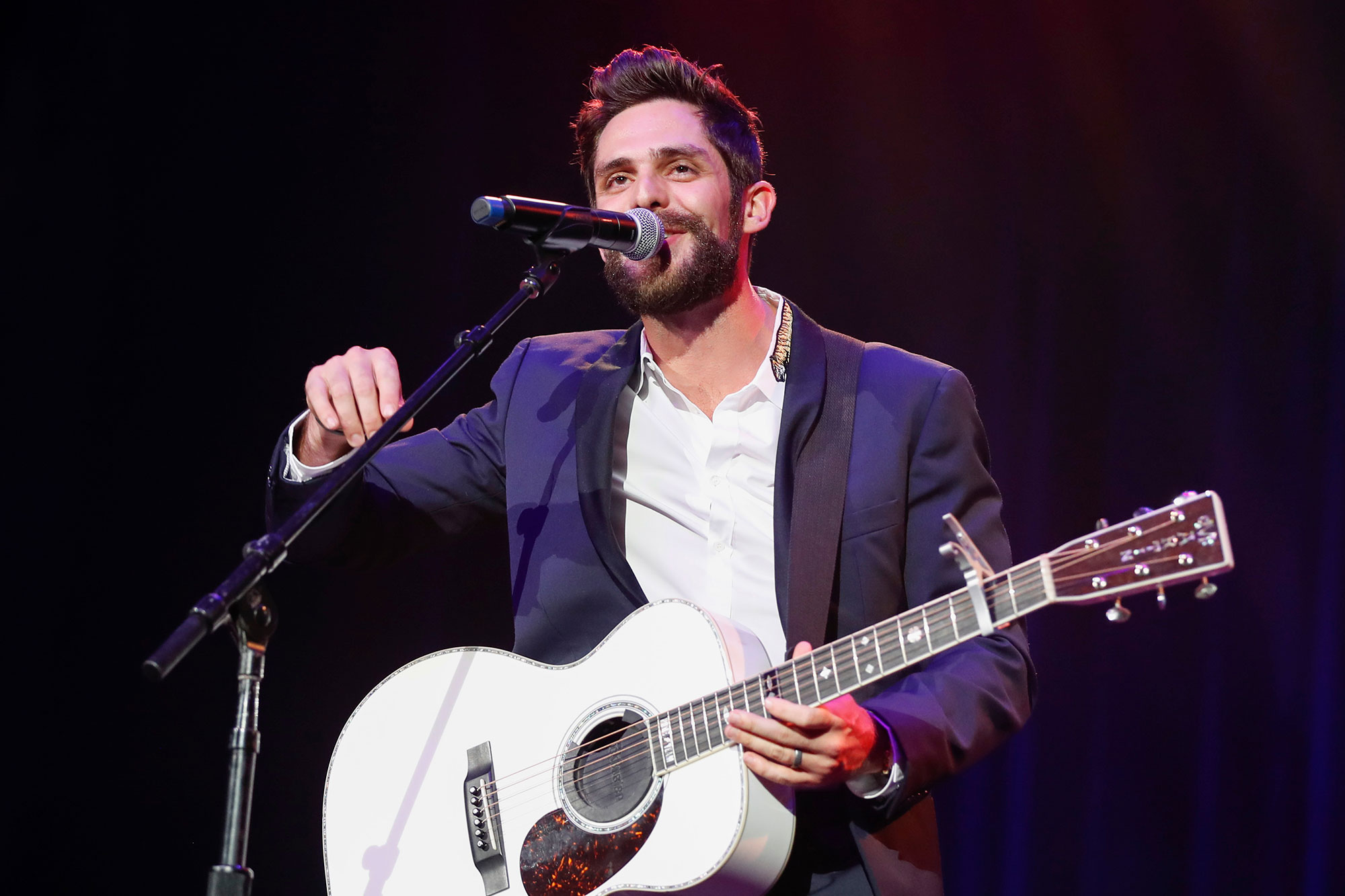 Thomas Rhett's 'Look What God Gave Her': Hear New Song – Rolling Stone
