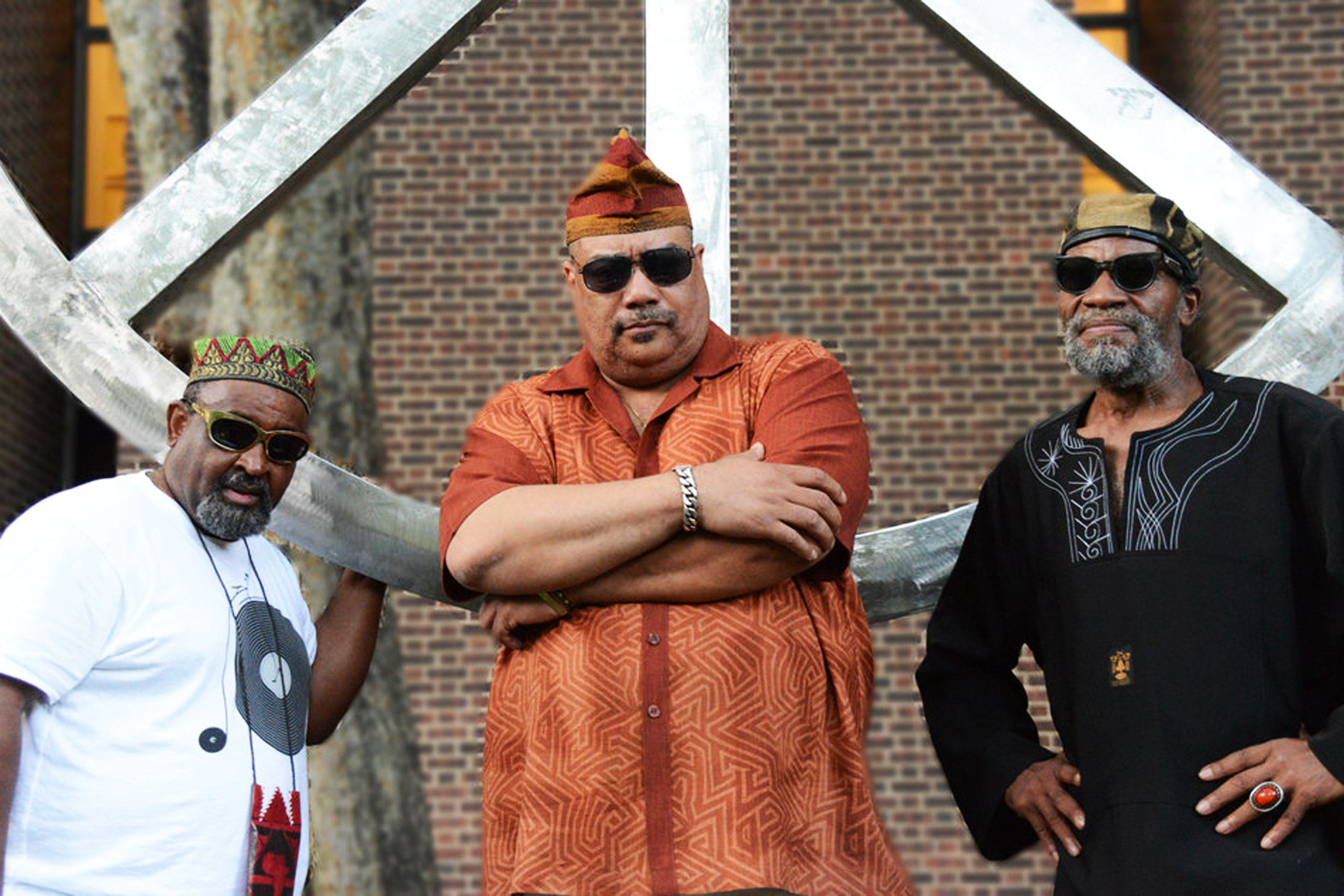 Hear the Last Poets' Sobering New Rallying Cry 'For the Millions'