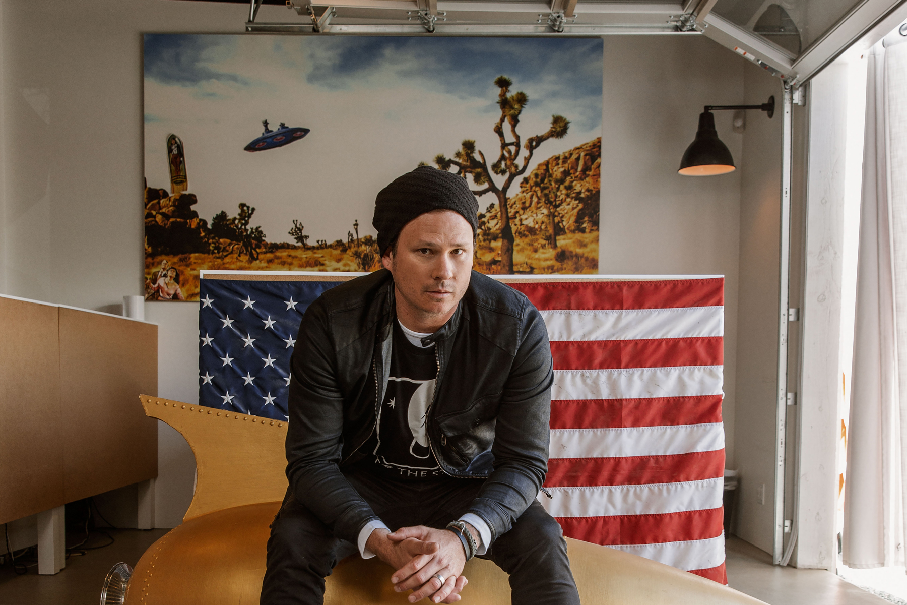 Tom DeLonge on His 2019 UFO Research: 'This Is the Year Things Really Ignited' - EpicNews