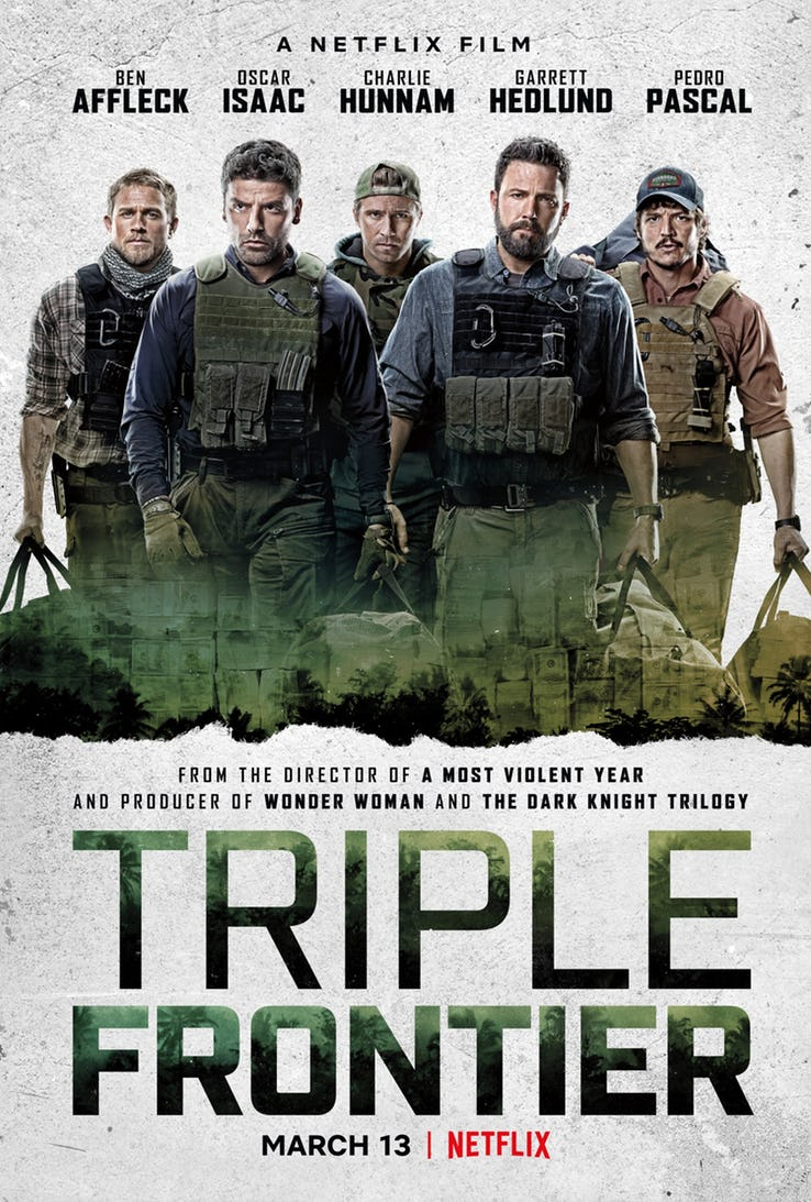 'Triple Frontier' Movie Review – Rolling Stone