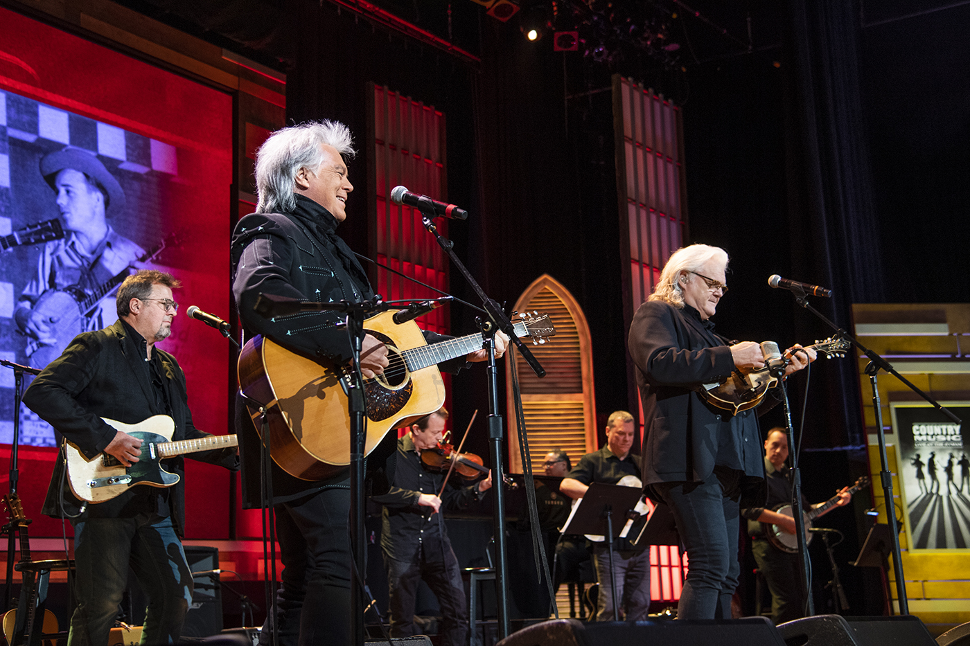 b471ea9ce3333c Ken Burns   Country Music  Concert  Vince Gill
