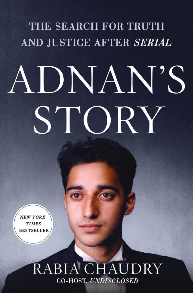 adnan syed book