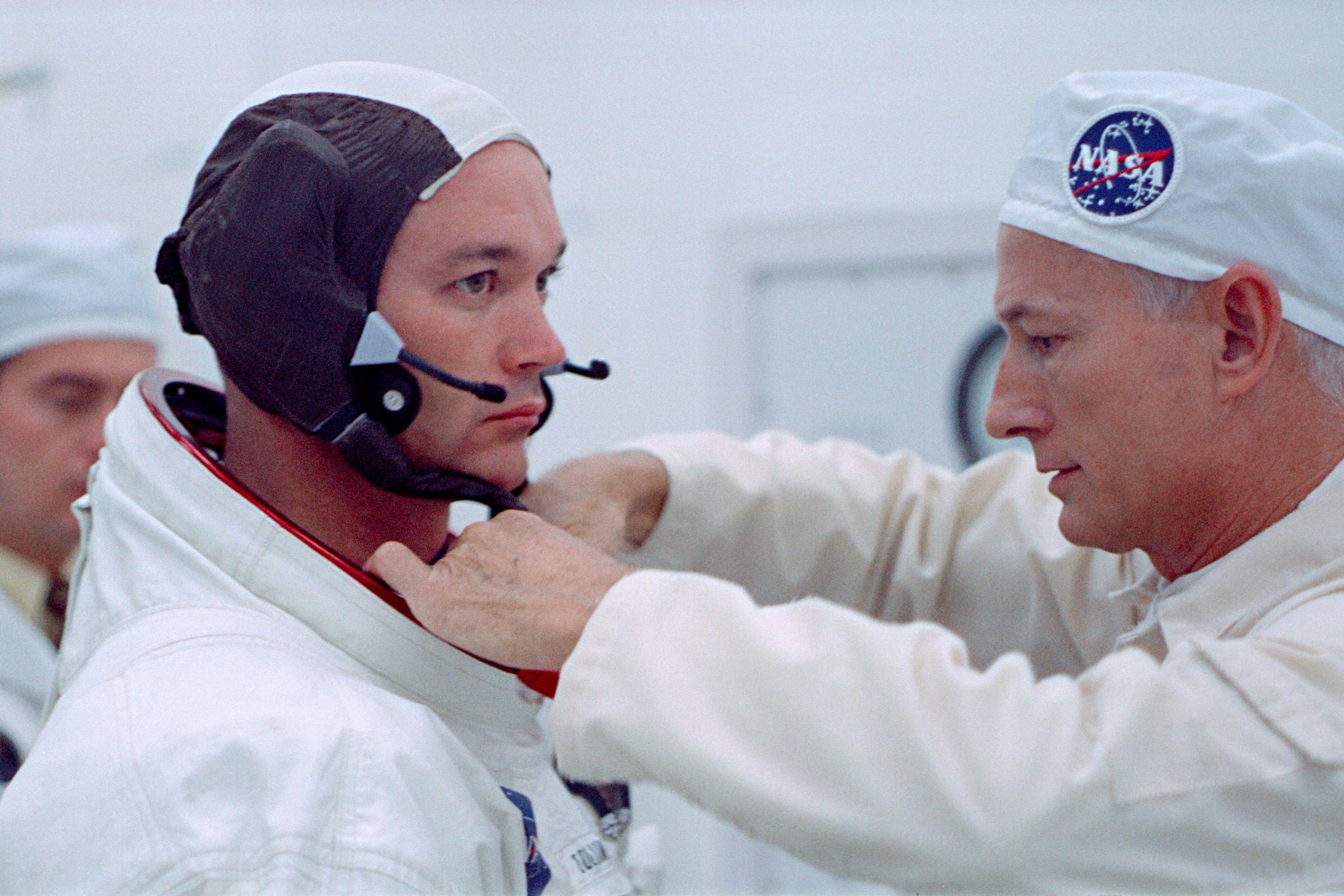 apollo 11 space mission mike - photo #18