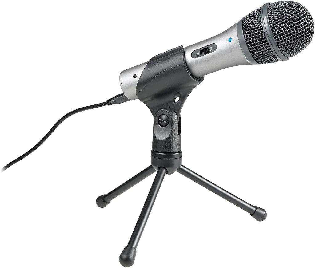 audio technica podcast mic