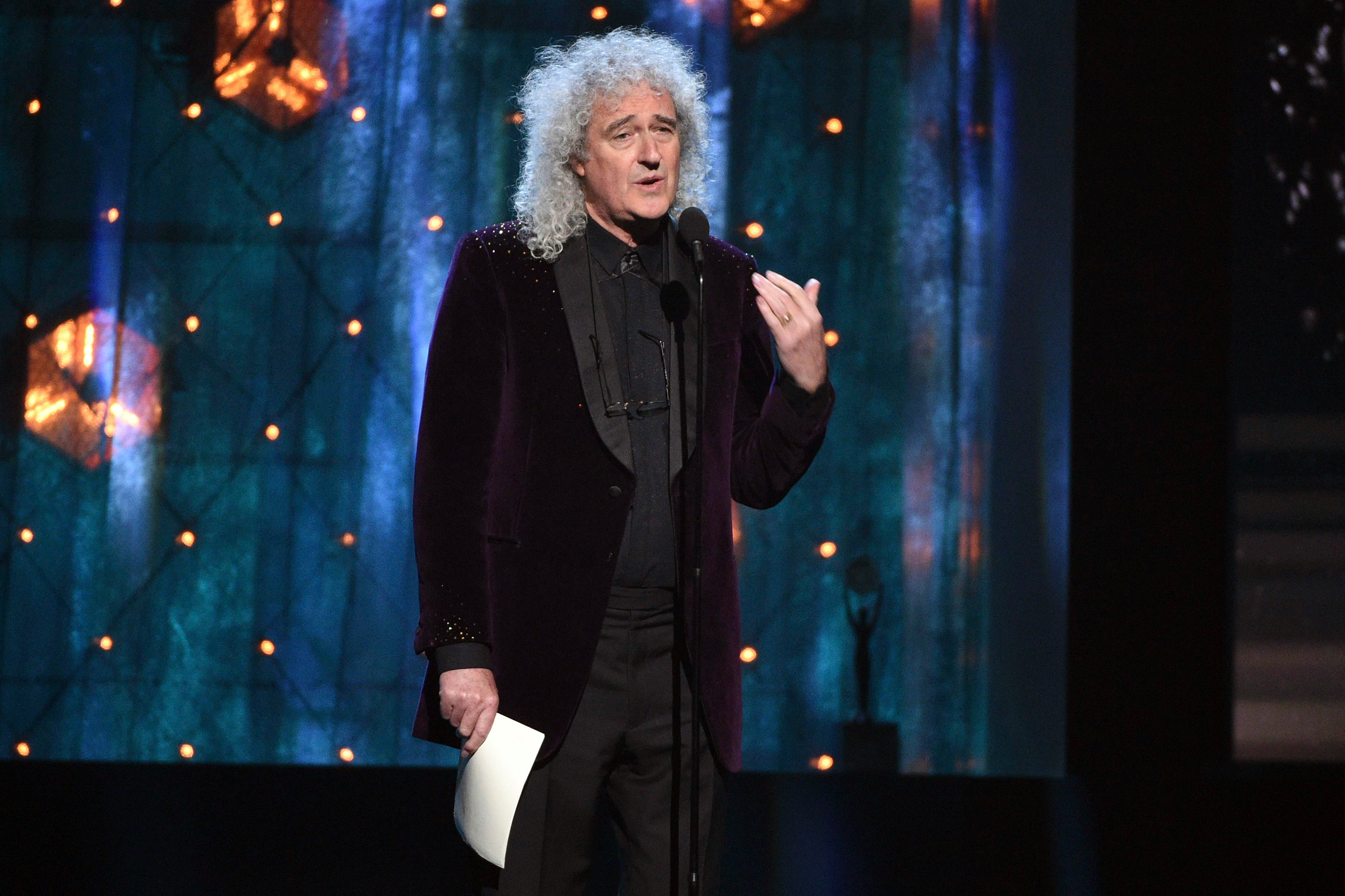 Read Brian May's Effusive Def Leppard Rock Hall Induction Speech