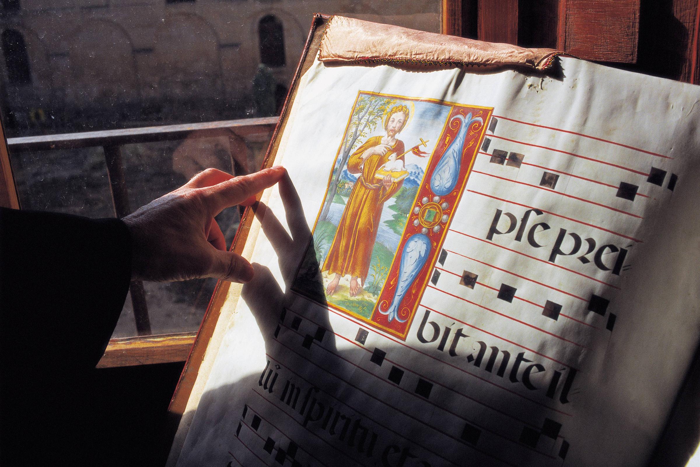Flashback: Gregorian Chant Dominates the Music World