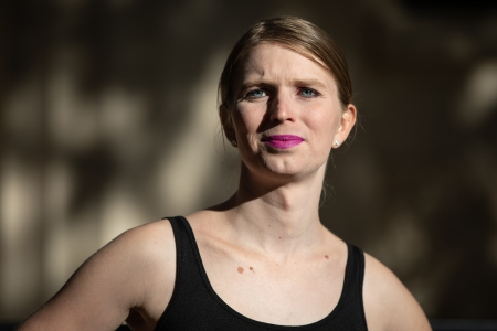 Real American whistleblower, Chelsea Manning