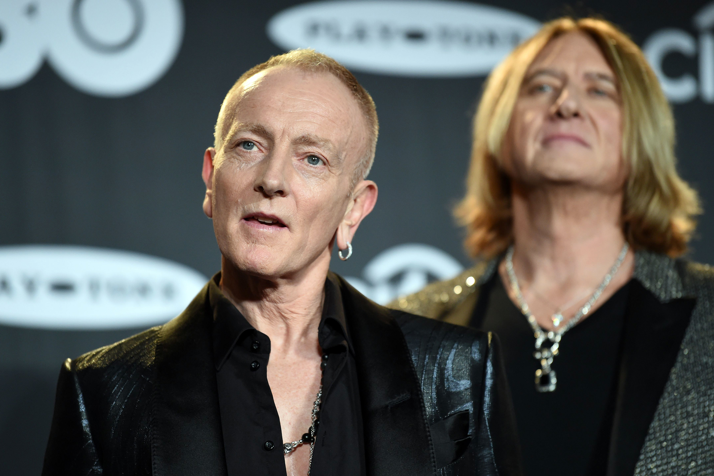 Def Leppard Are Still Putting in the Effort
