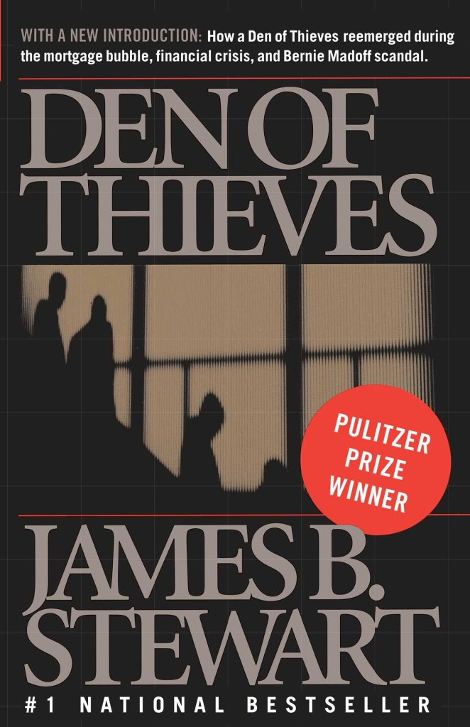 den of thieves book review