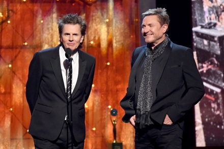 95c9ffb6a Duran Duran's Rock and Roll Hall Tribute to Roxy Music, Bryan Ferry ...